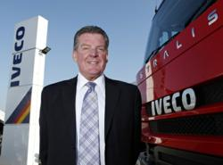 Alastair Kidd - Hendy Iveco Director